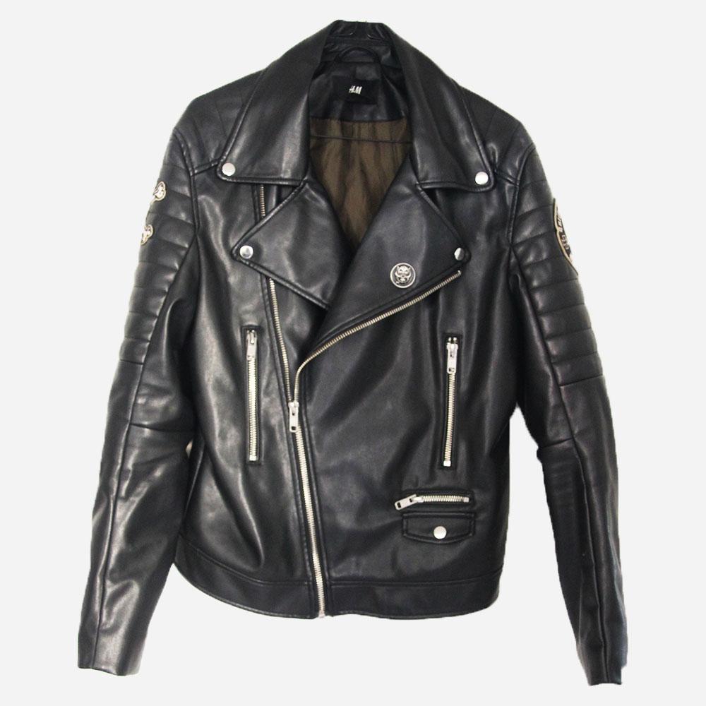 10 Rock & Metal Faux Leather & Vegan Suede Fur Jackets