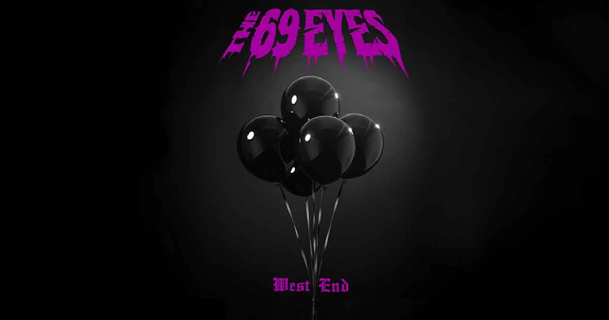 THE 69 EYES Announce New Album 'West End' And EU Tour