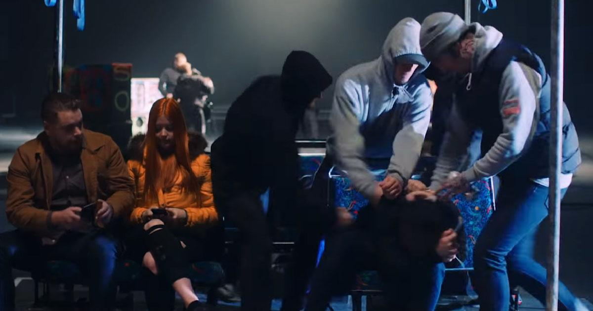 While She Sleeps Video