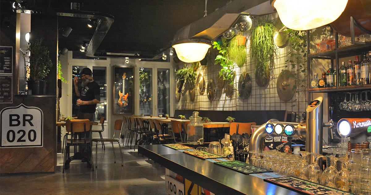 BR020 Bar Amsterdam