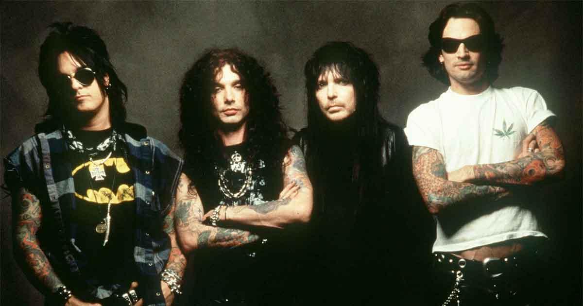 How John Corabi saved Mötley Crüe with their 1994 hard rock album that failed