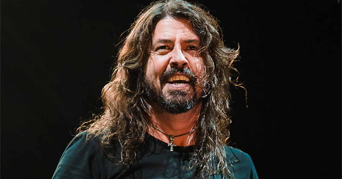Dave Grohl Says He Makes Friends By Grabbing A Bottle Of Whiskey