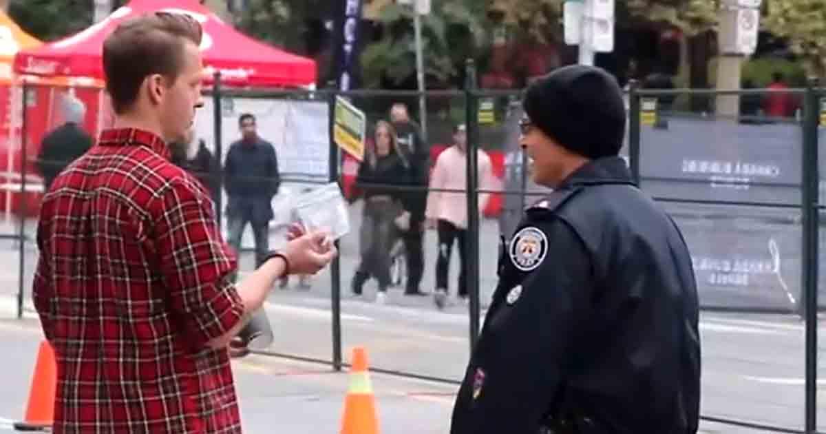 Canadia guy free cannabis video