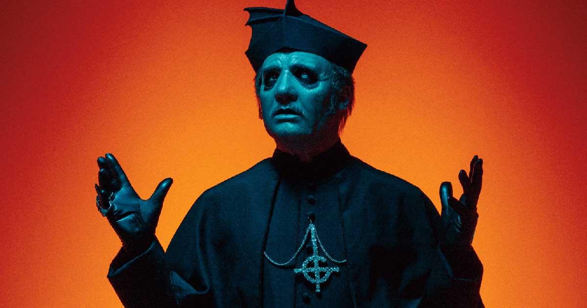 Ghost Cardinal Copia Rammstein Album