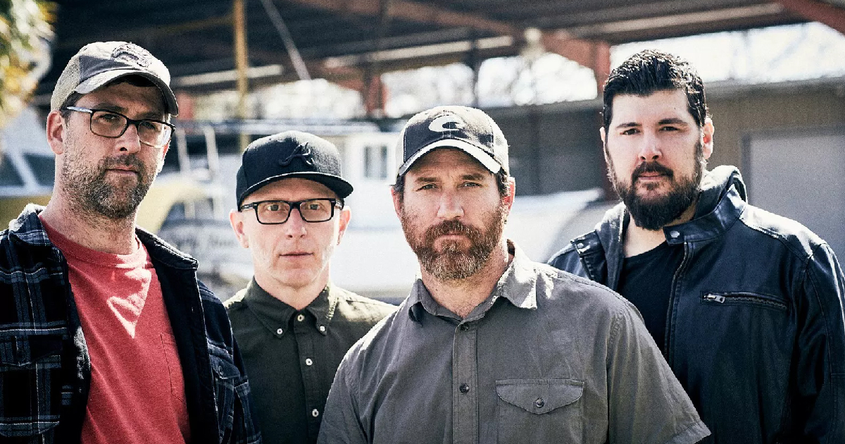 HOT WATER MUSIC ANNOUNCE 25TH ANNIVERSARY TOUR 2019