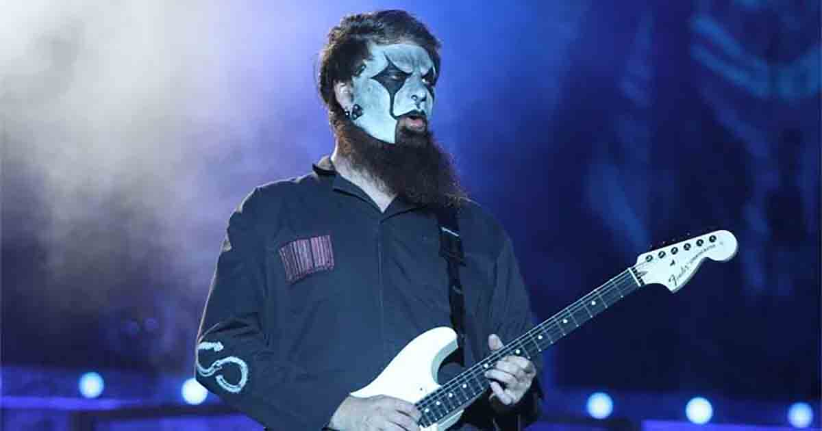 Jim Root - 'To try and recreate IOWA would be contrived ...