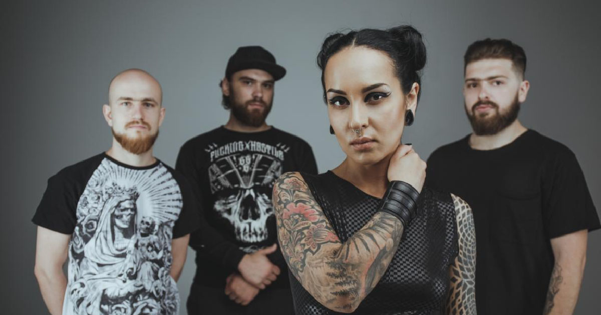 Jinjer new ep