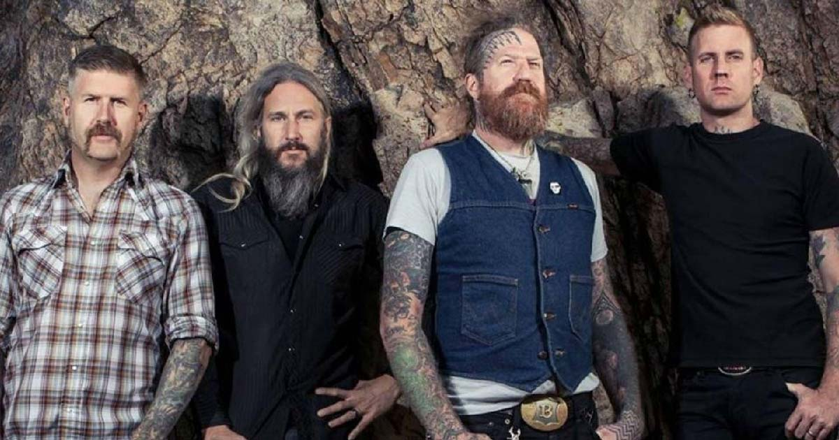 Mastodon UK Europe Tour 2019