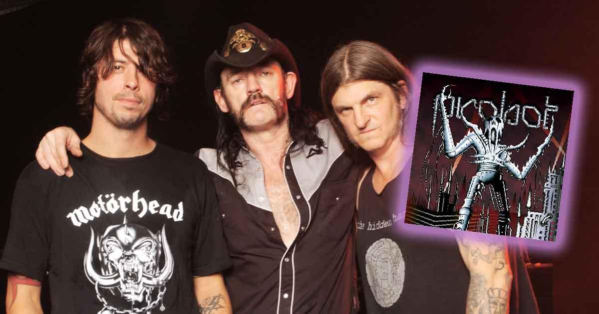 Probot Lemmy Dave Grohl