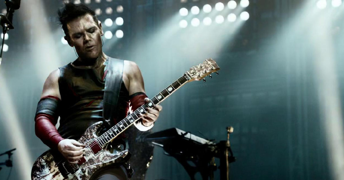 Rammstein Guitarist new music