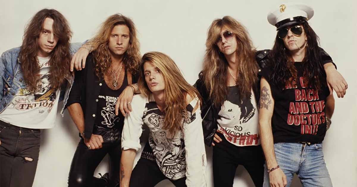 Sebastian Bach Is Trying To Reunite Original SKID ROW Line Up
